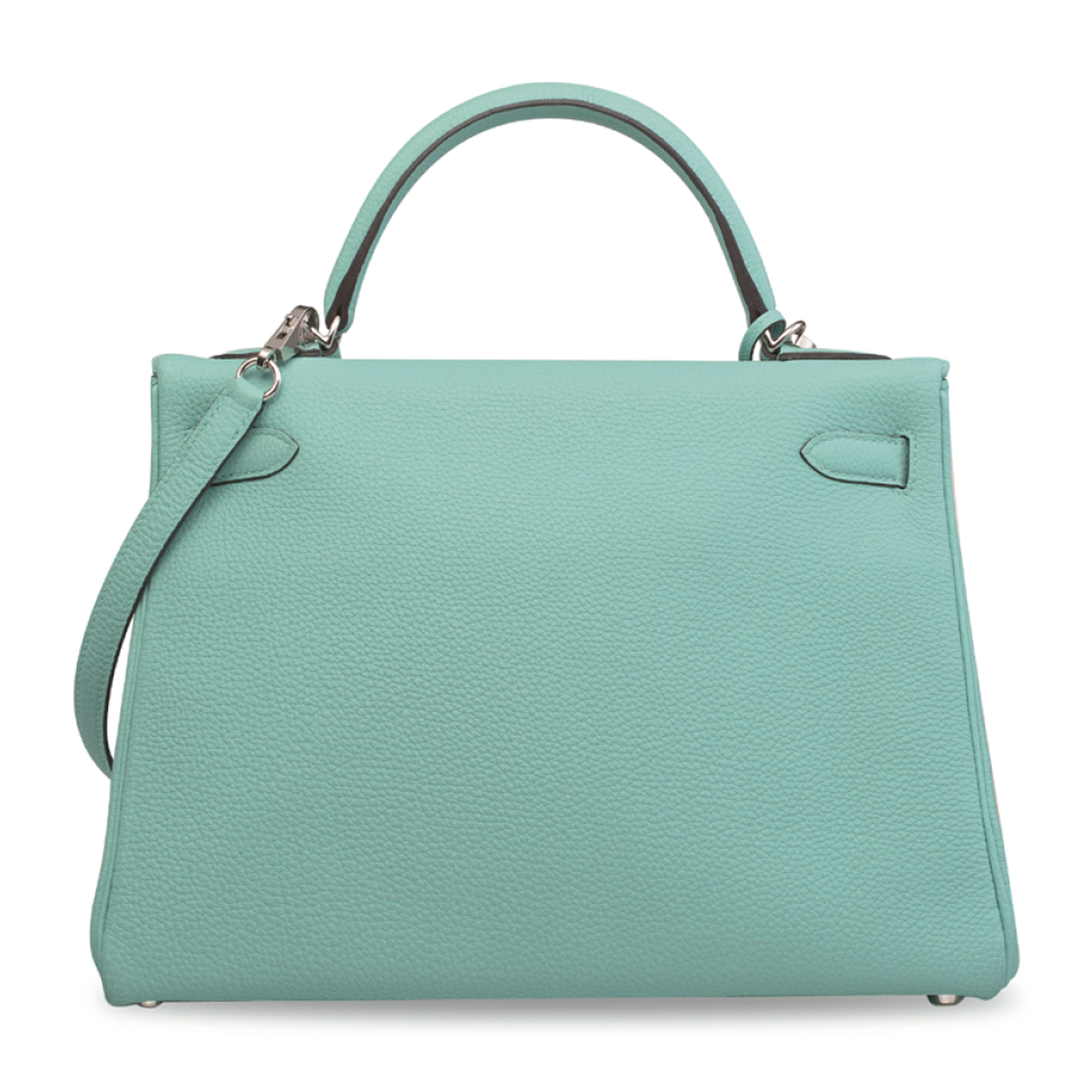 A BLEU ATOLL CLÉMENCE LEATHER