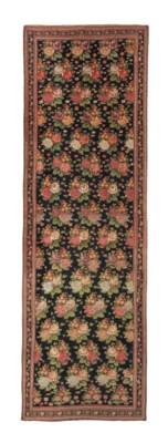 A KARABAGH CORRIDOR CARPET