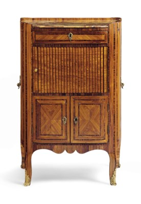 A LOUIS XV KINGWOOD AND TULIPW