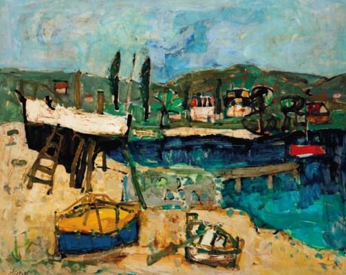 Paul Aïzpiri (French, b. 1919)