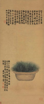 JIN NONG (ATTRIBUTED TO, 1687-
