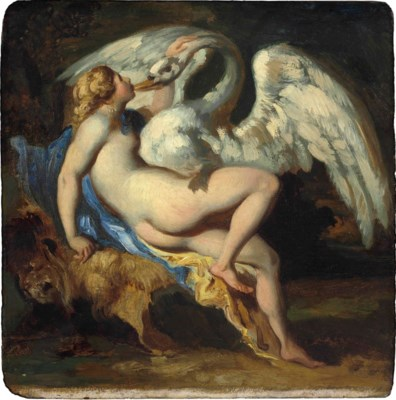 essay number 3 leda and the swan Charles baudrelaire: the swan school reason for research a number of students in my school are not essay on leda and the swan.