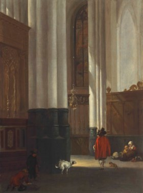 Emanuel de Witte (Alkmaar c. 1617-1691/2 Amsterdam)