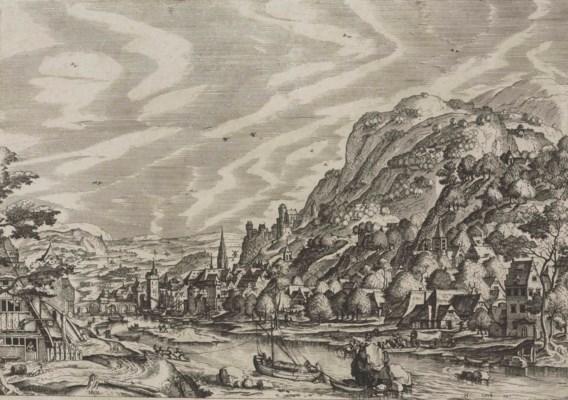 Johannes van Doetecum and Luca