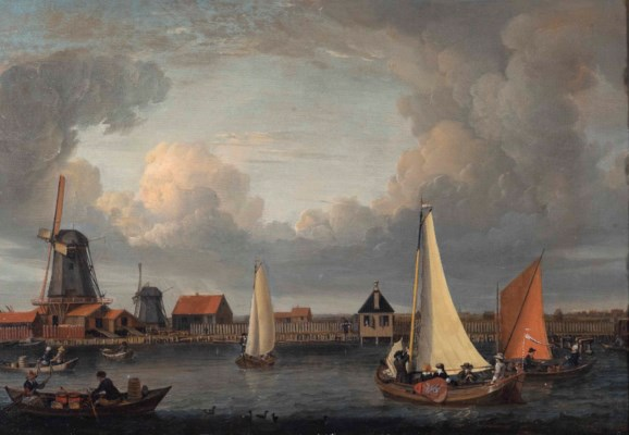 Attributed to Jacobus Storck (