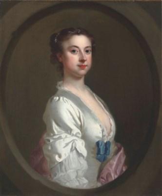 Circle of William Hogarth (Lon