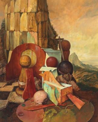 Samuel Bak (b. 1933)