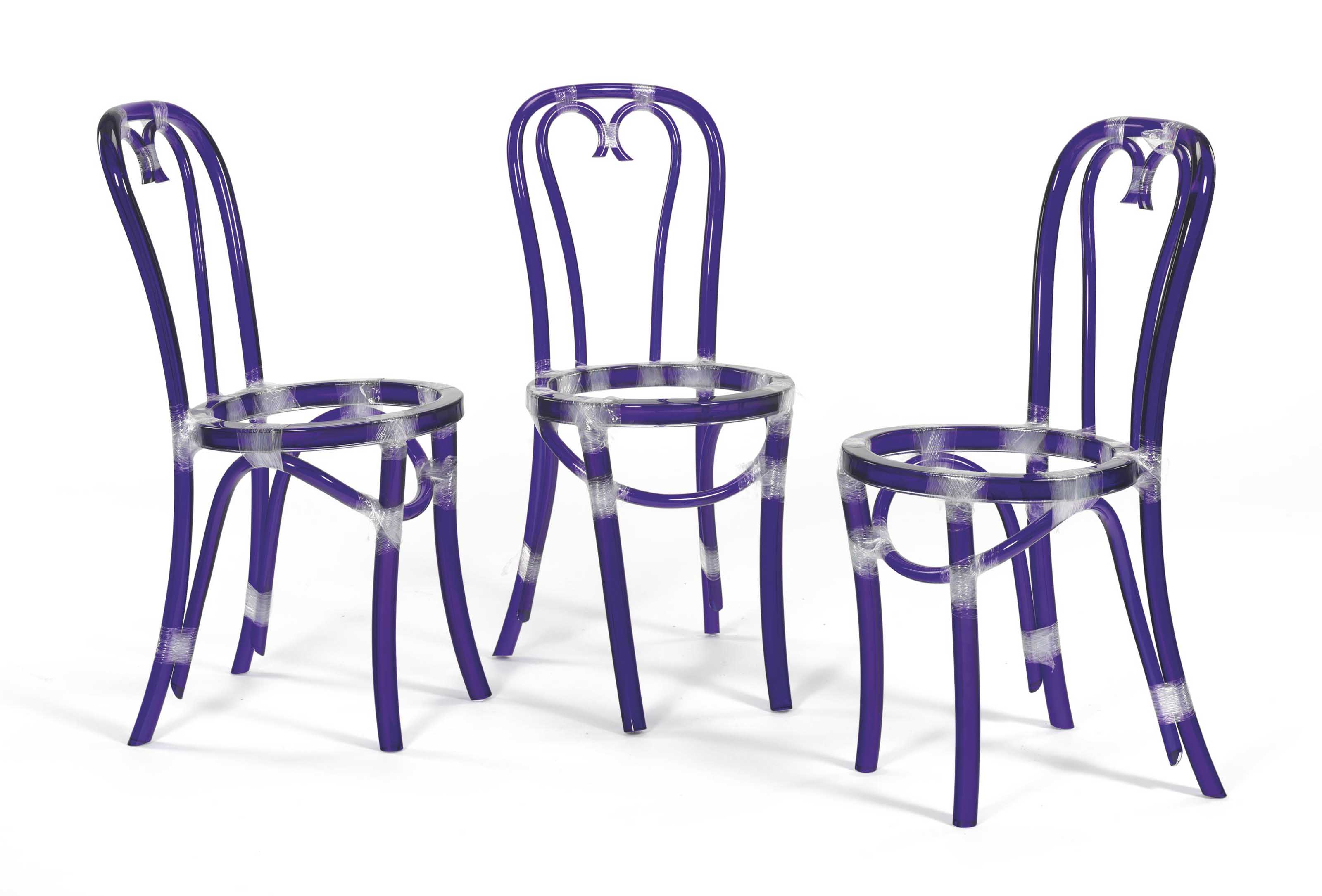 Chairs (Blue)