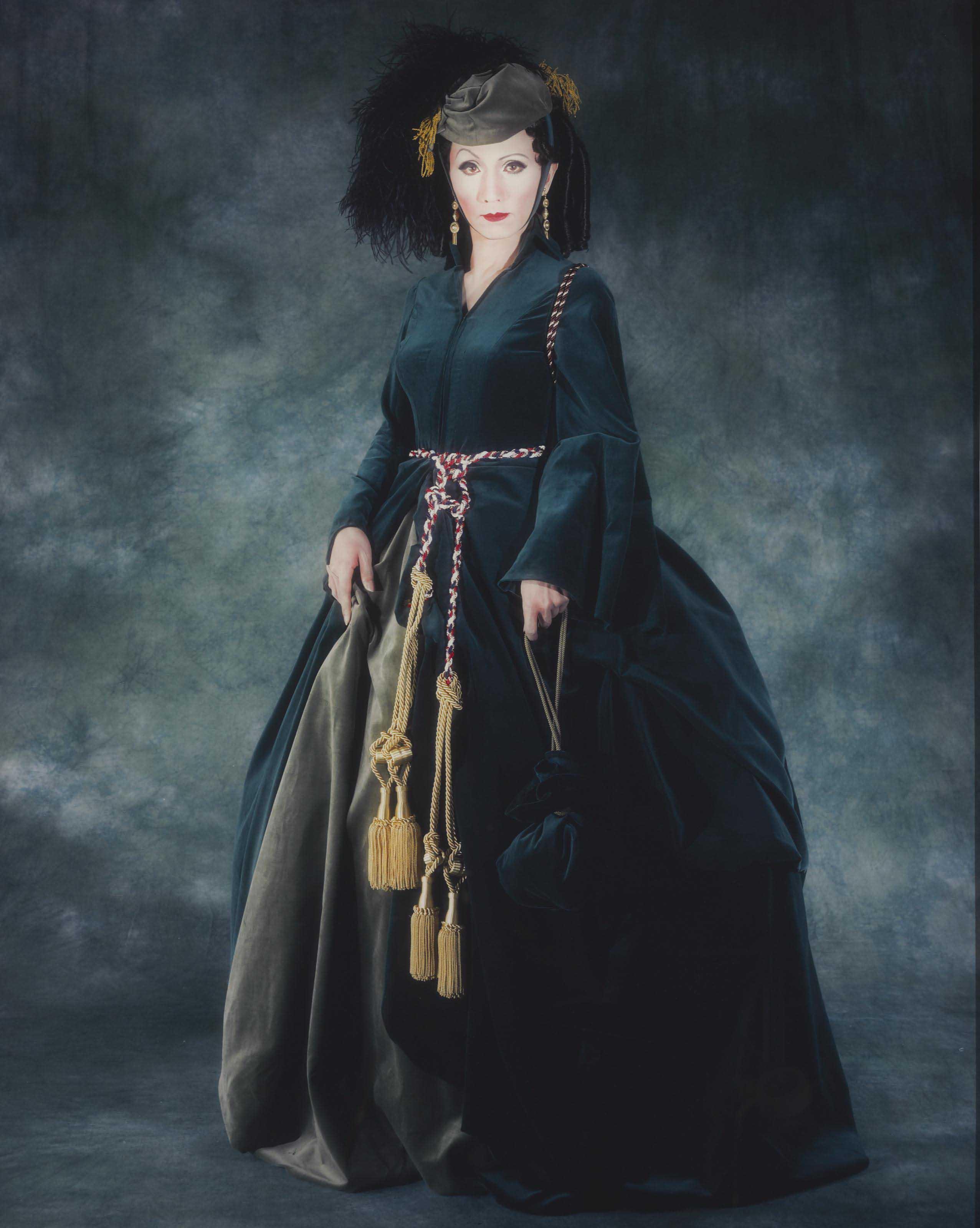 Self-Portrait (Actress) / After Vivien Leigh 3