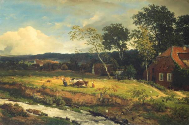 Andreas Achenbach (German, 181