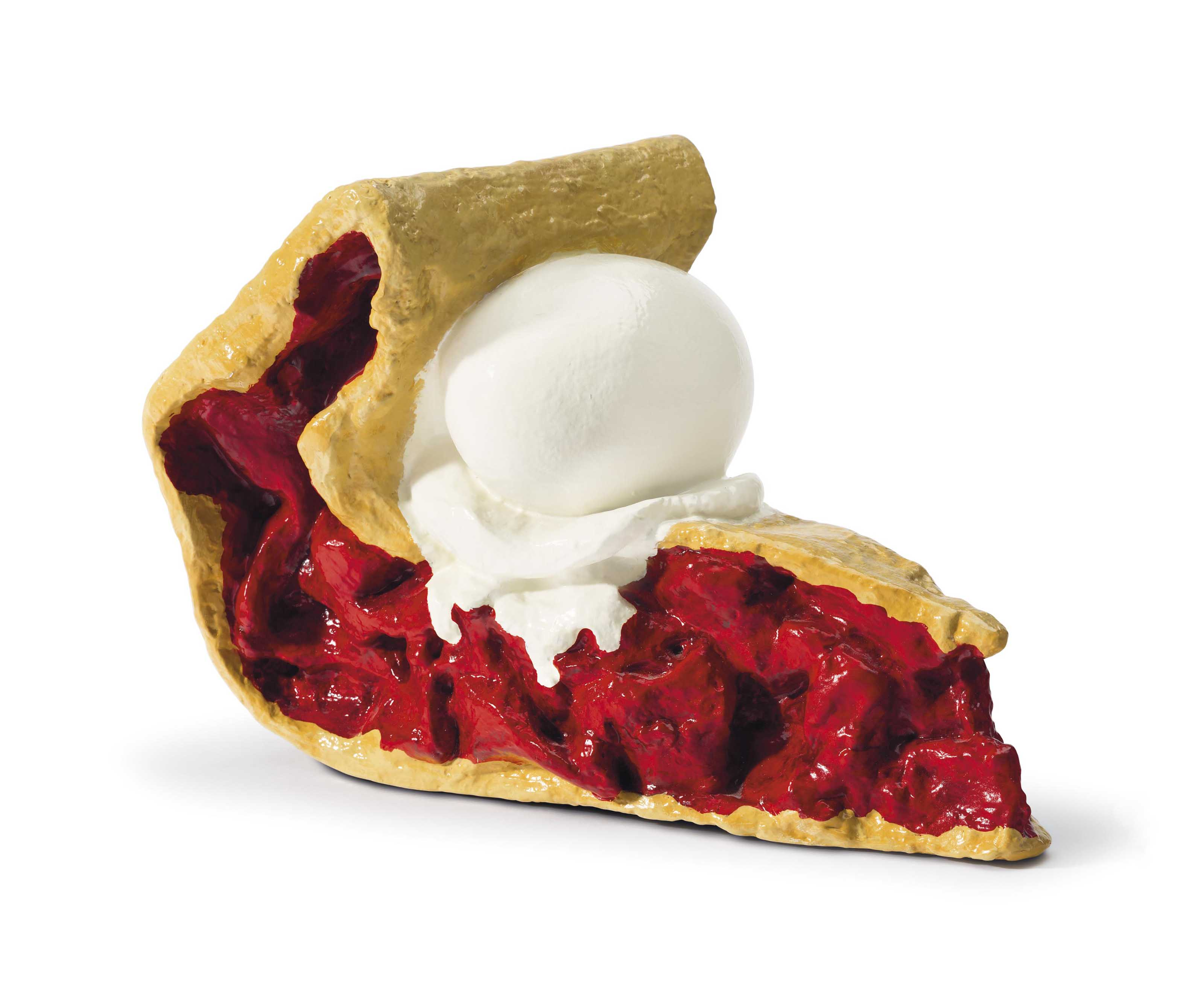 Paradise Pie IV (Red)