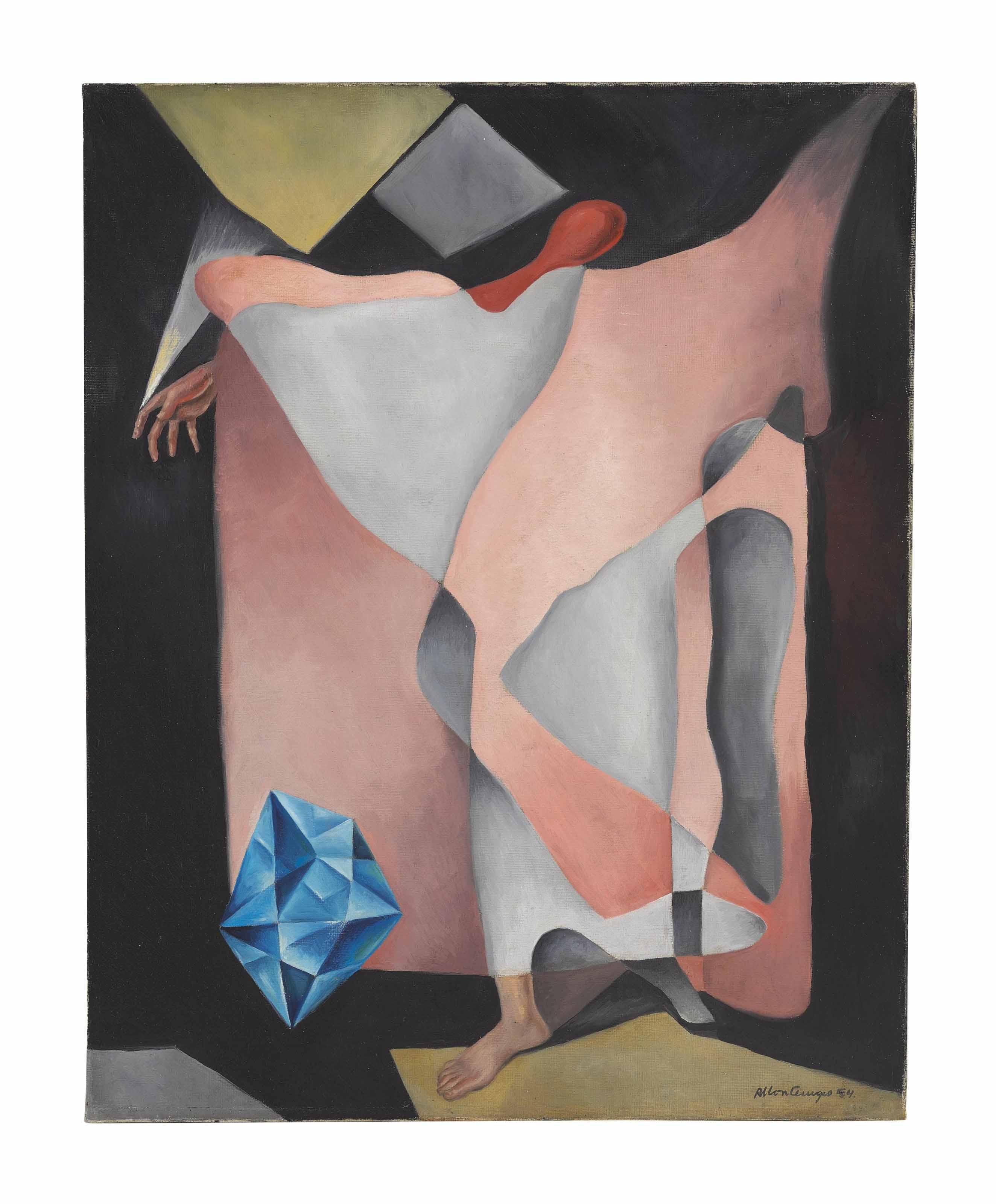 Untitled (Surreal Dancer)