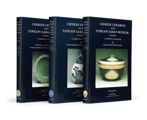KRAHL, Regina. Chinese Ceramic