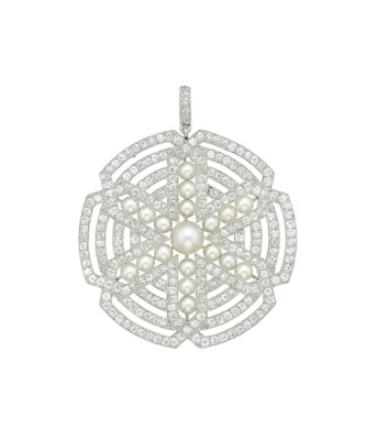A BELLE ÉPOQUE DIAMOND AND SEE