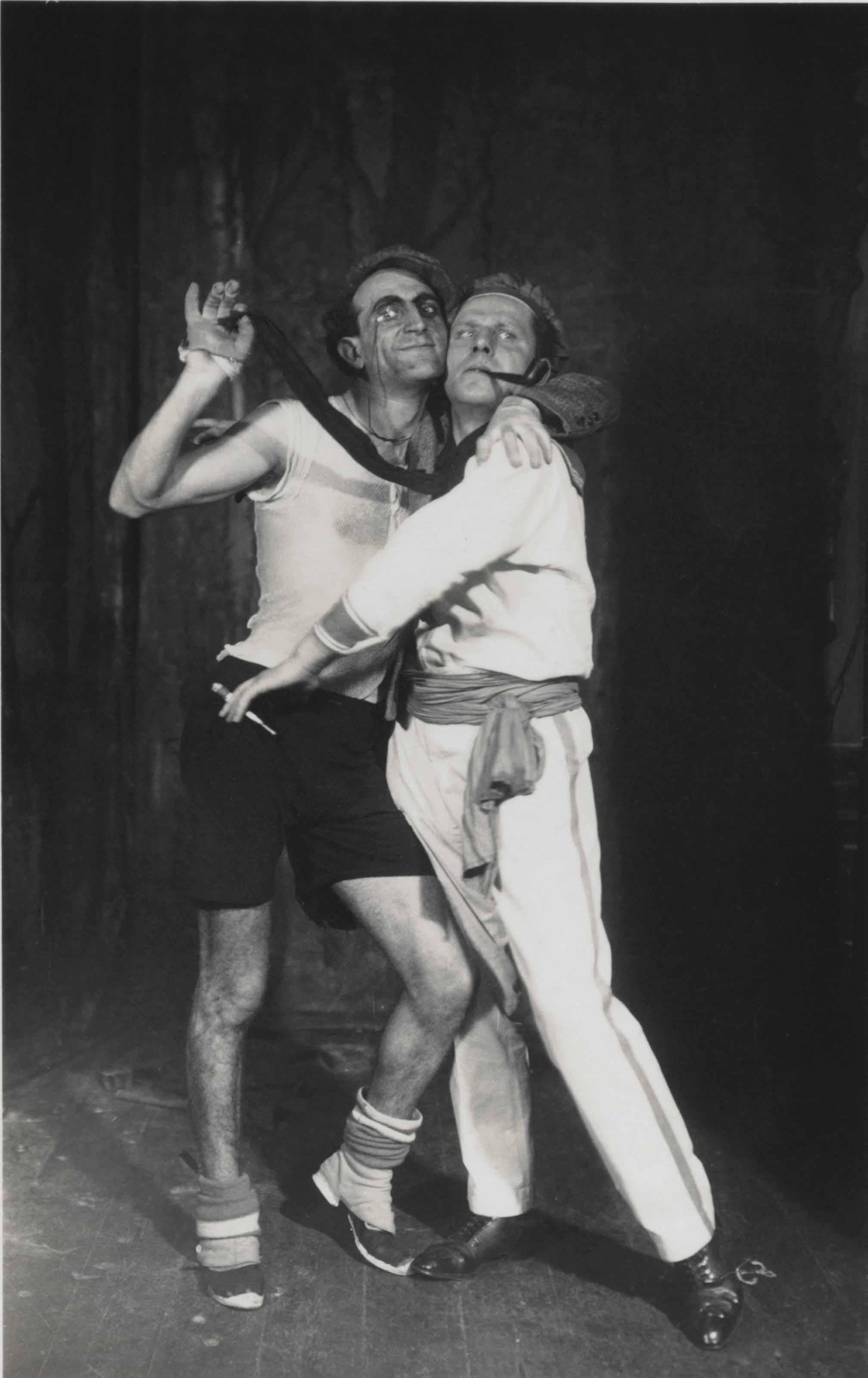 Lumpenball, 1920s