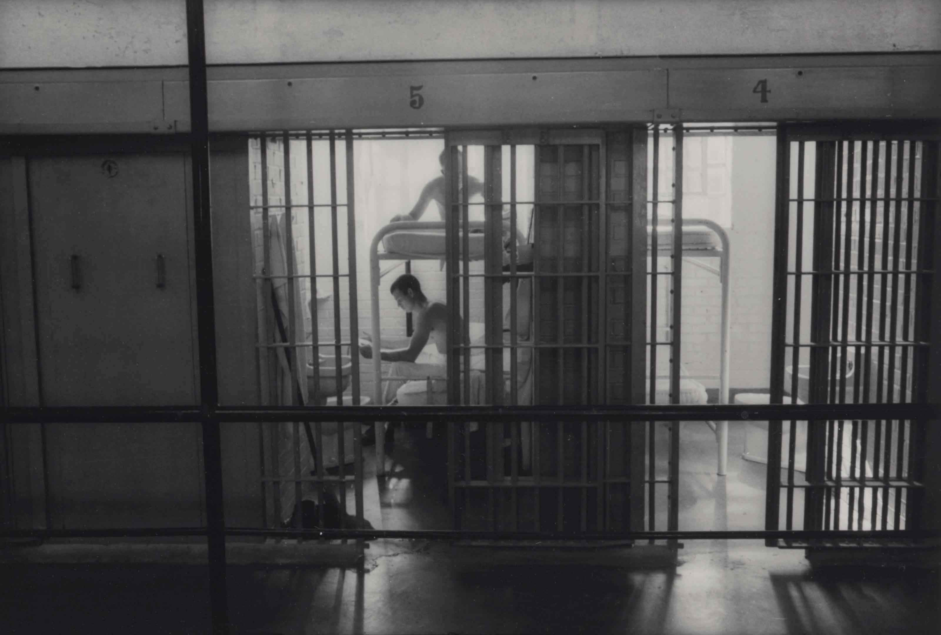 Ramsey Prison, Huntsville, Texas, 1968