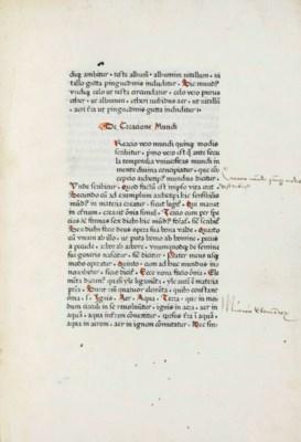 HONORIUS AUGUSTODUNENSIS (fl.1