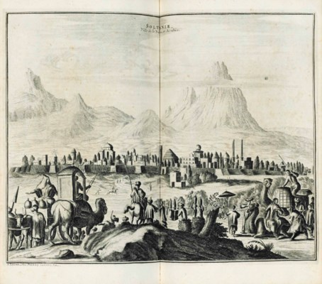MANDELSLO, Johann Albrecht von