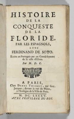 [SOTO, Hernando de (ca 1496-15