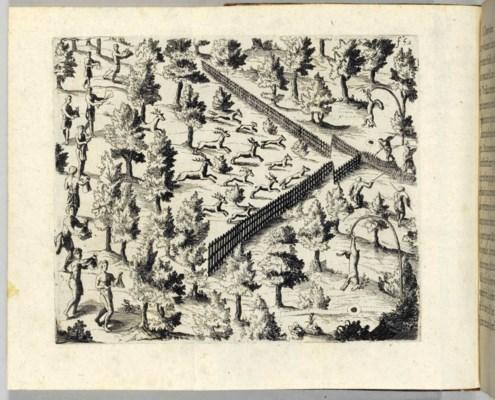 CHAMPLAIN, Samuel de. Voyages