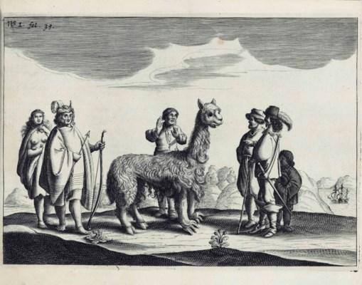 BROUWER, Hendrik (1582-1643).