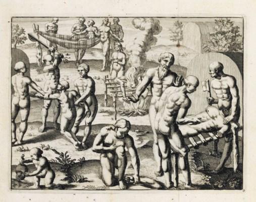 STADEN, Hans (ca 1525-ca 1576)