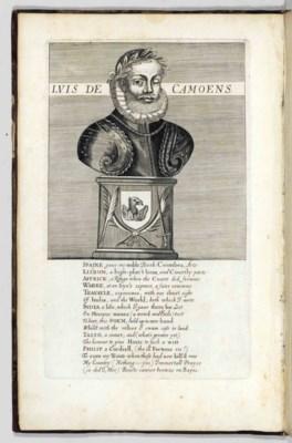 CAMOENS, Luis de (ca 1524-1580