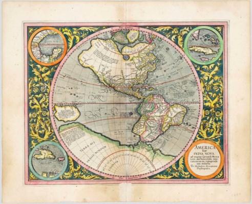 MERCATOR, Michael (ca. 1567-16