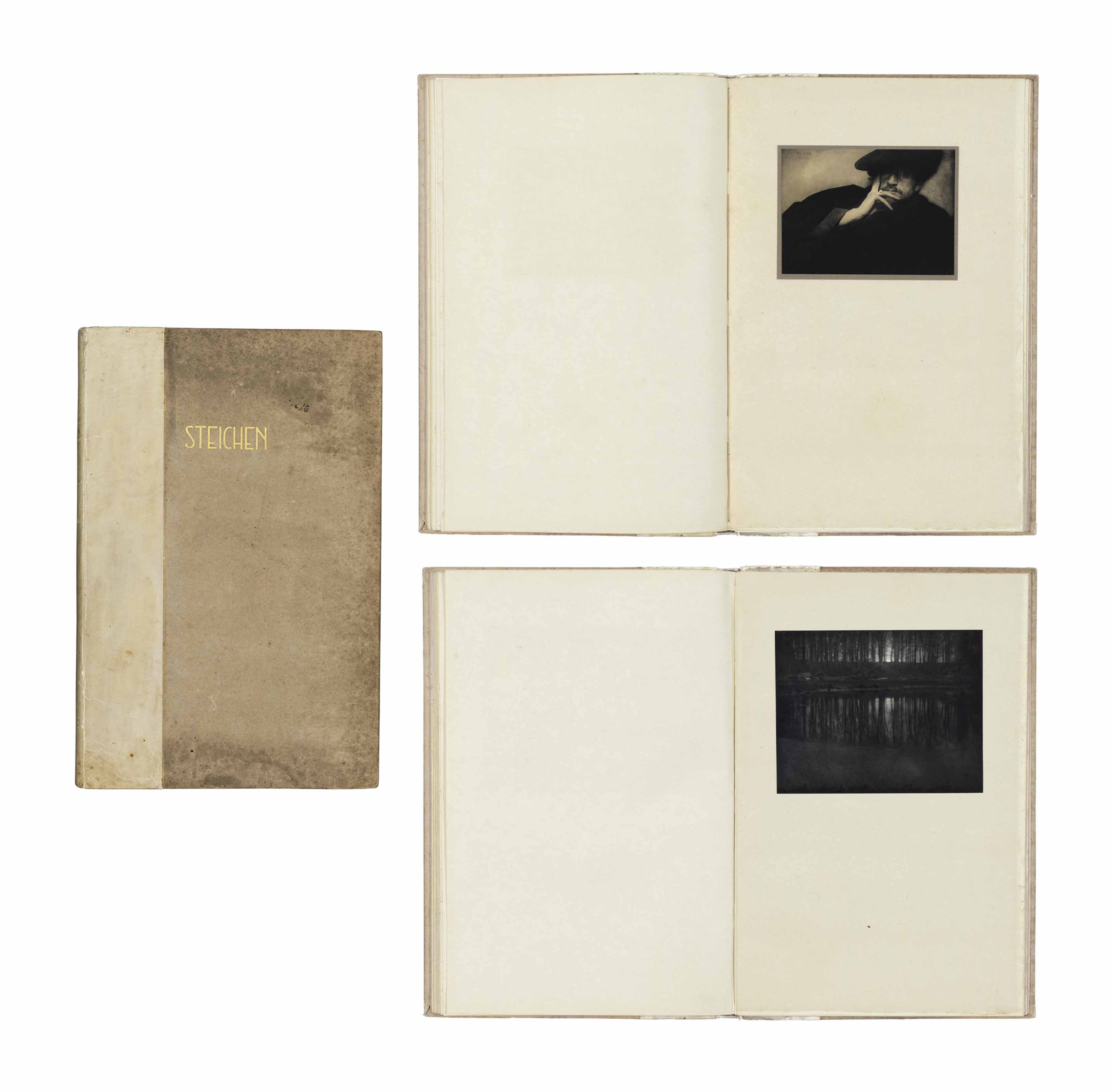 Steichen [The Steichen Book]