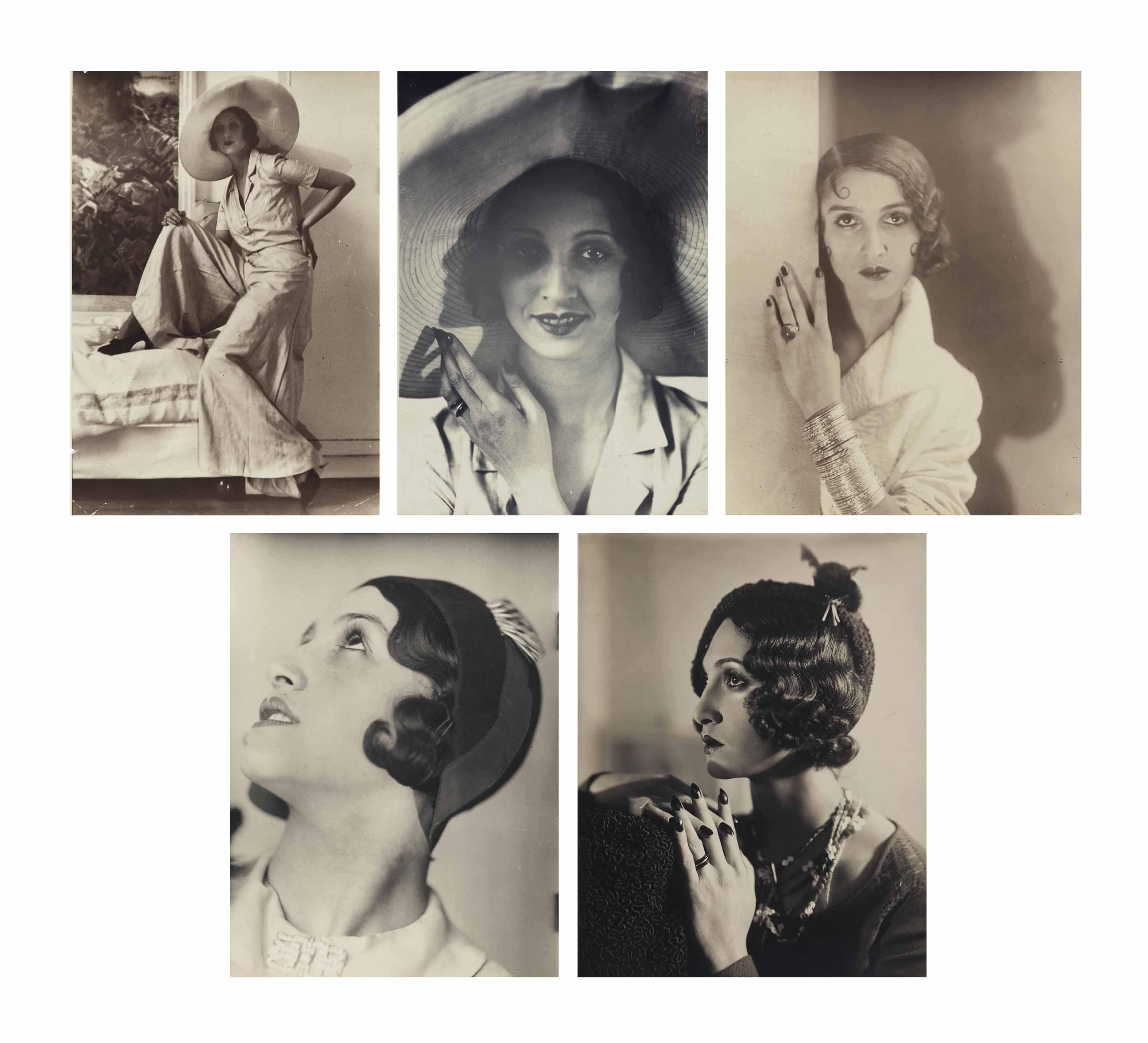Renée Perle, c. 1930