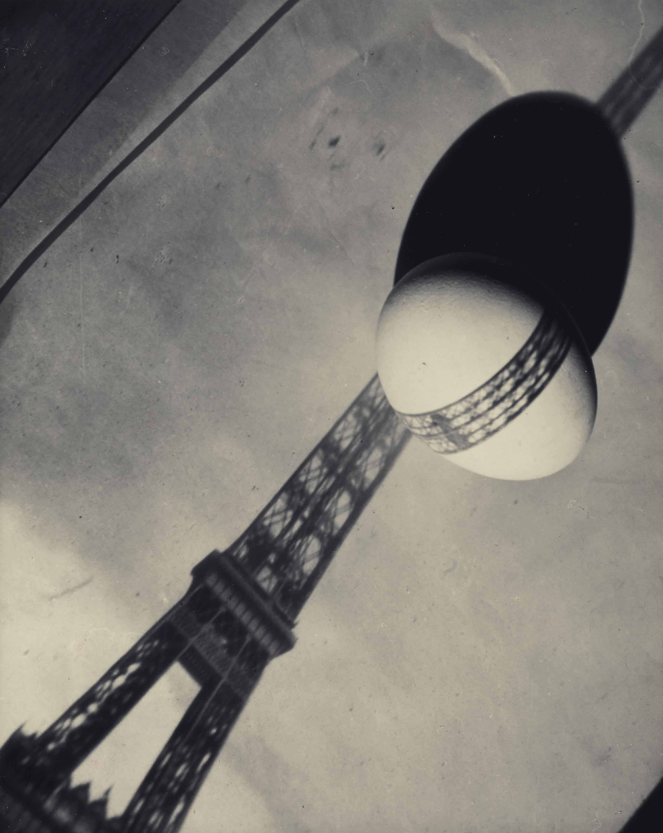 Egg and Eiffel Tower, c. 1930