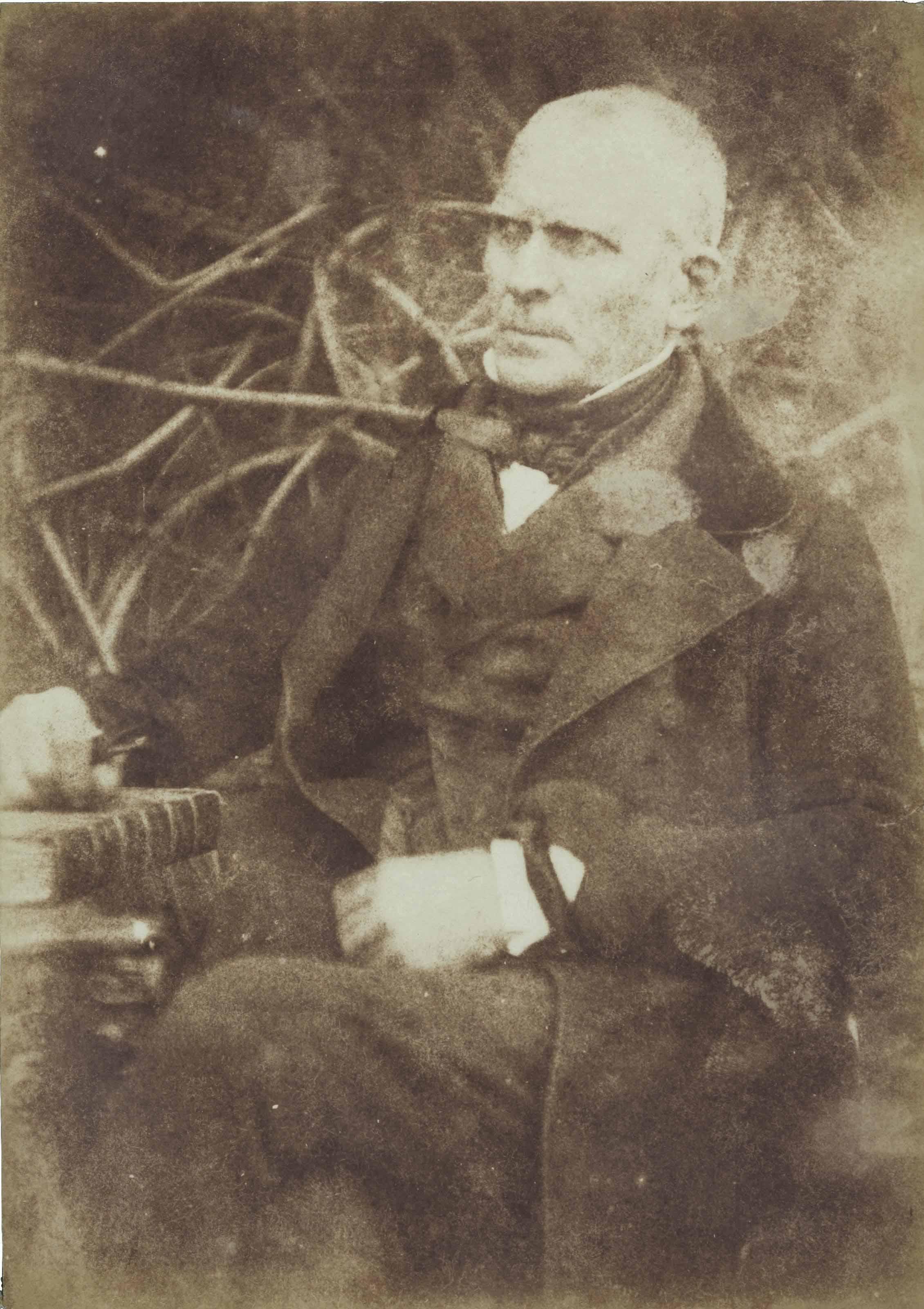 The Mad Horticulturist, William McNab, Keeper of the Royal Botanical Garden, Edinburgh, c. 1845