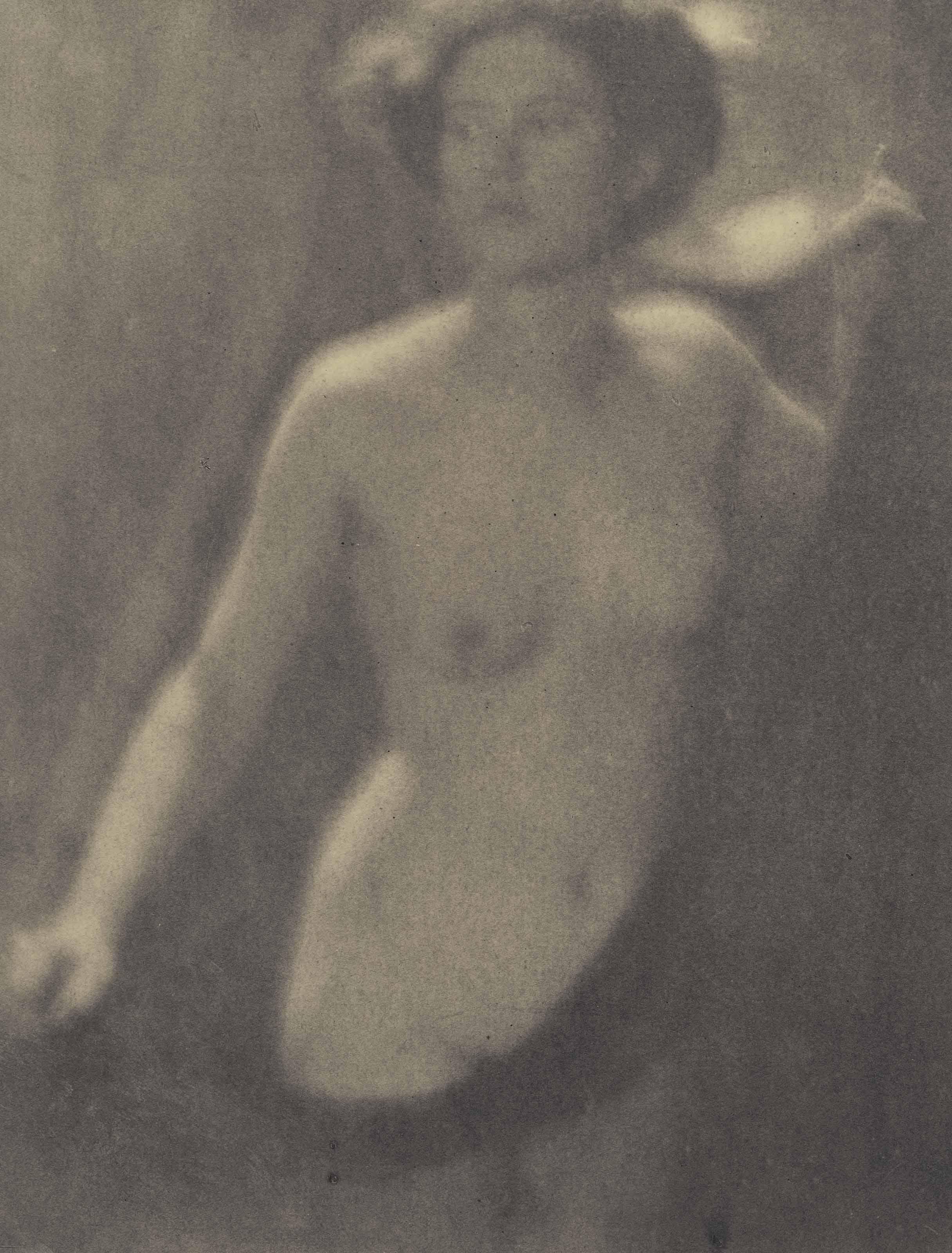 Nude Study, Miss Mabel Cramer, 1907