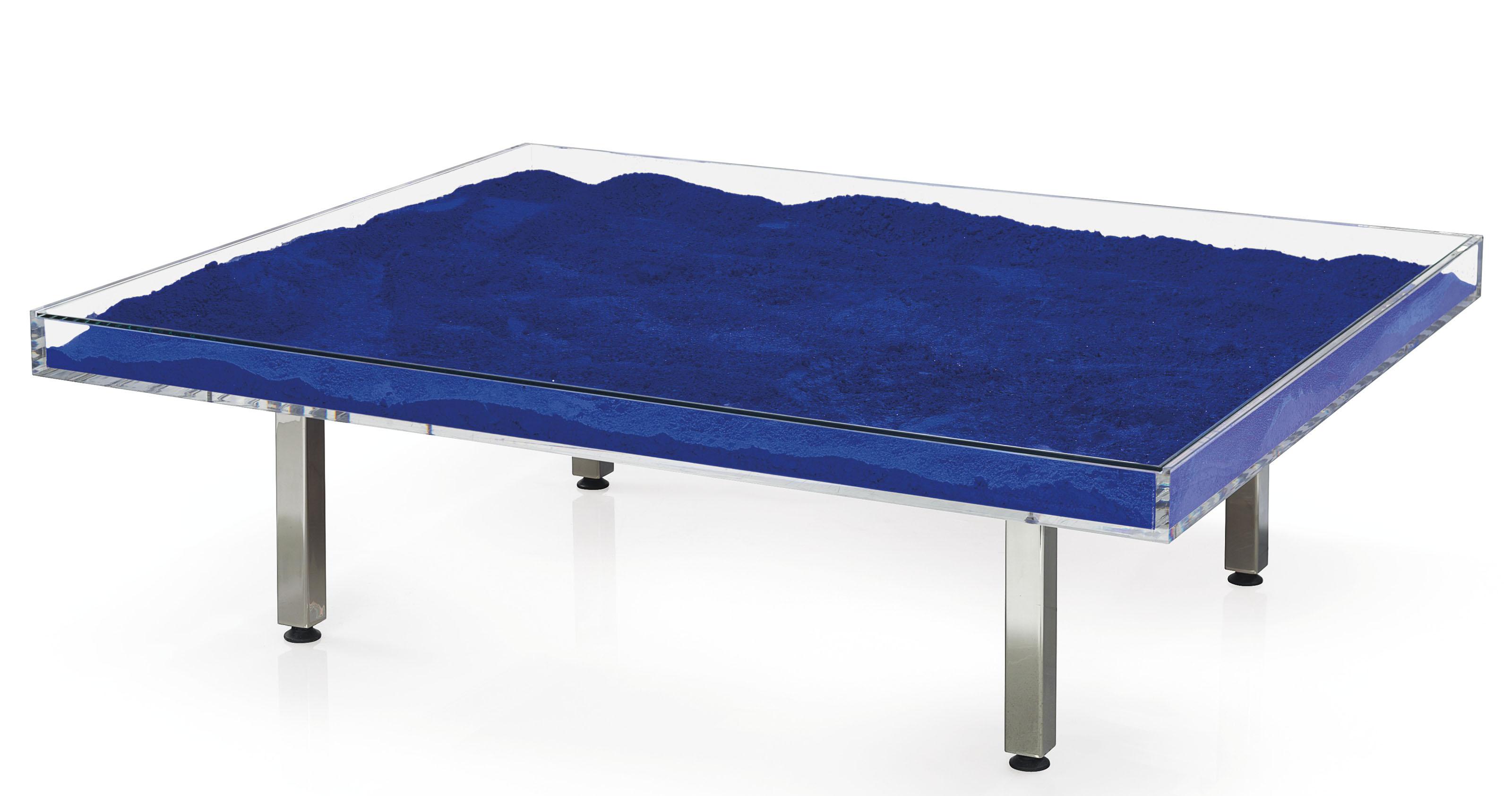 Yves Klein 1928 1962 39 Table Bleue 39 Designed 1961