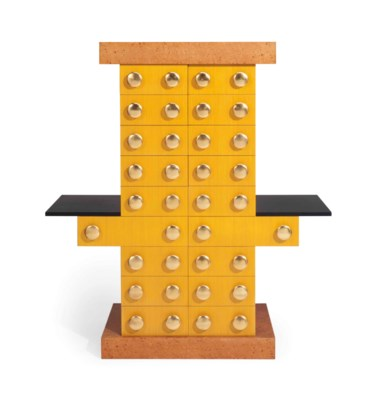 ettore sottsass 1917 2007 a mobile gaillo chest of