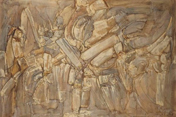 ROGER-EDGAR GILLET (1924-2004)