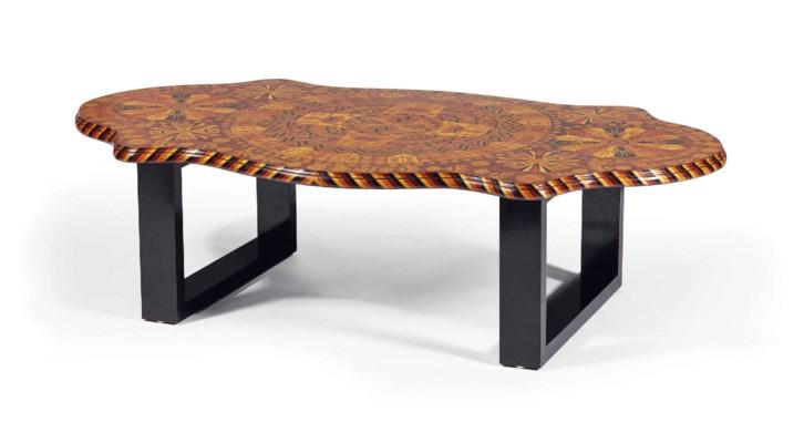 TABLE BASSE, VERS 1950
