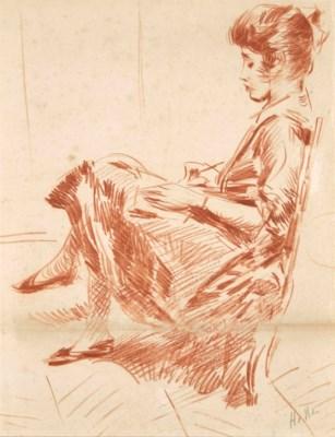 PAUL-CÉSAR HELLEU (VANNES 1859