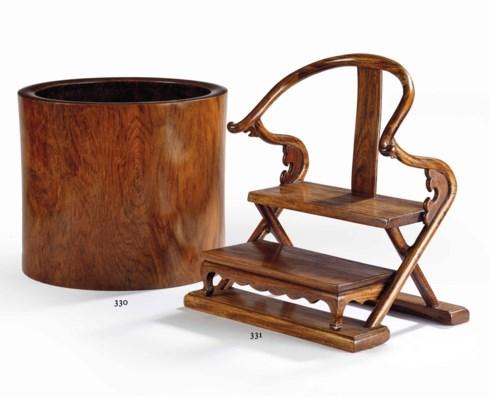 Chaise miniature en huali chine xxeme siecle christie 39 s for Chaise 19eme siecle