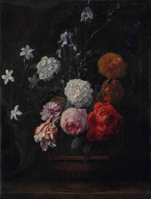 Nicolaes van veerendael anvers 1640 1691 bouquet de for Bouquet de fleurs 2016