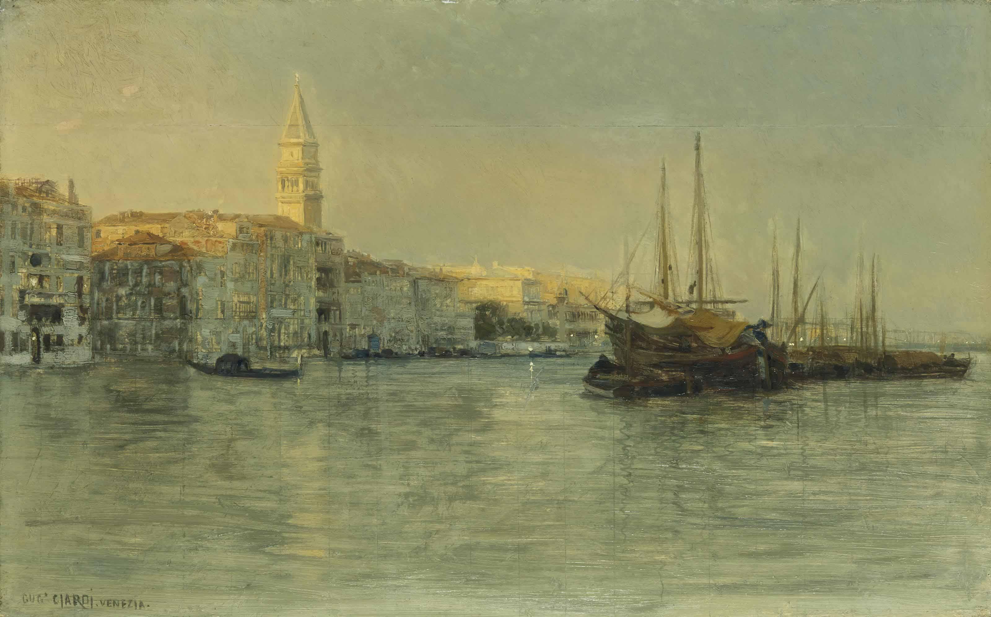 Vue de Venise