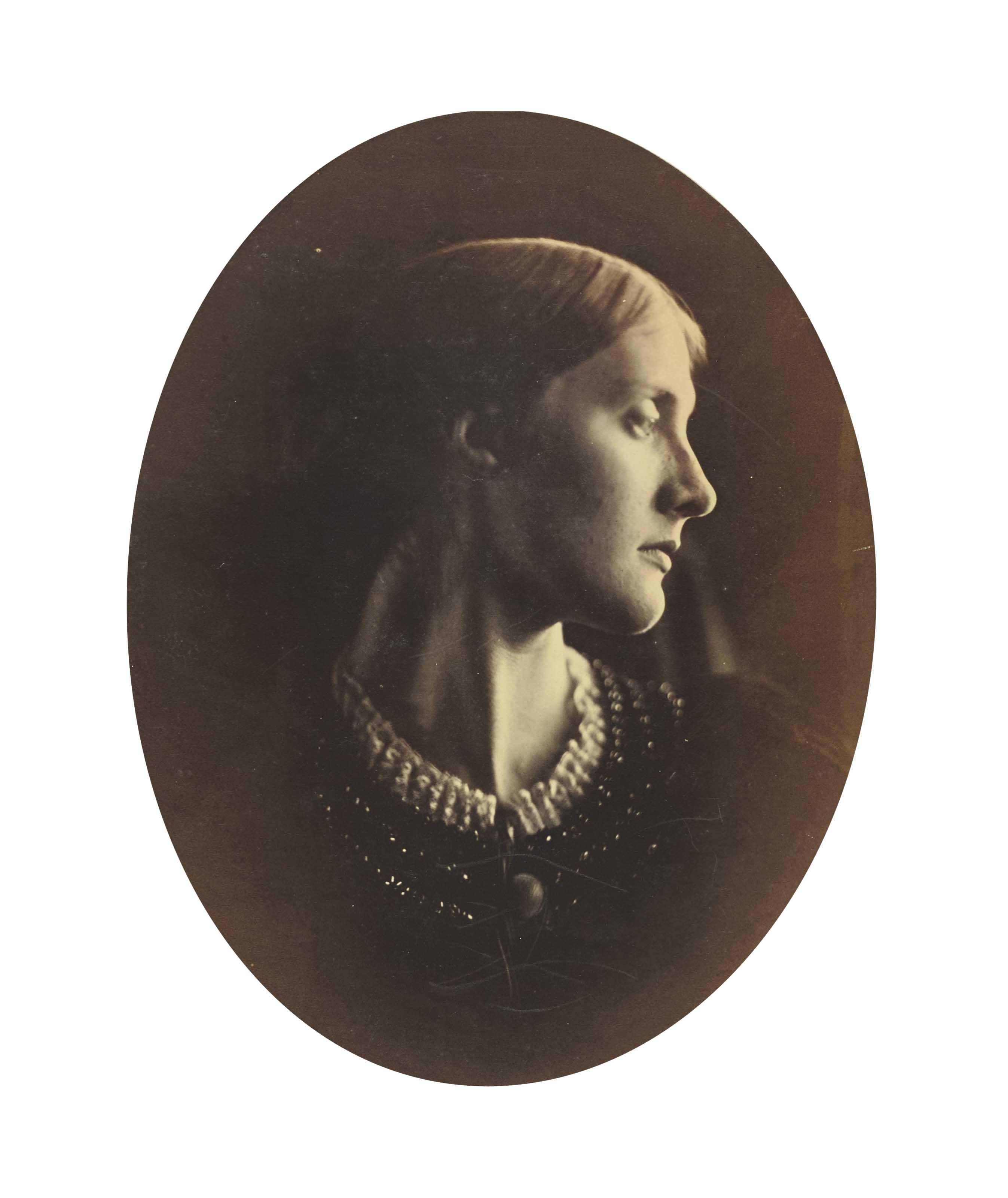Julia Jackson (Mrs. Herbert Duckworth), 1867