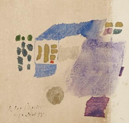JULIUS BISSIER (1893-1965)