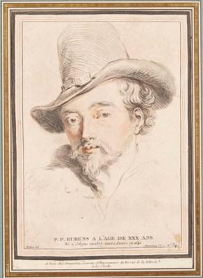 D'APRES JEAN-ANTOINE WATTEAU (