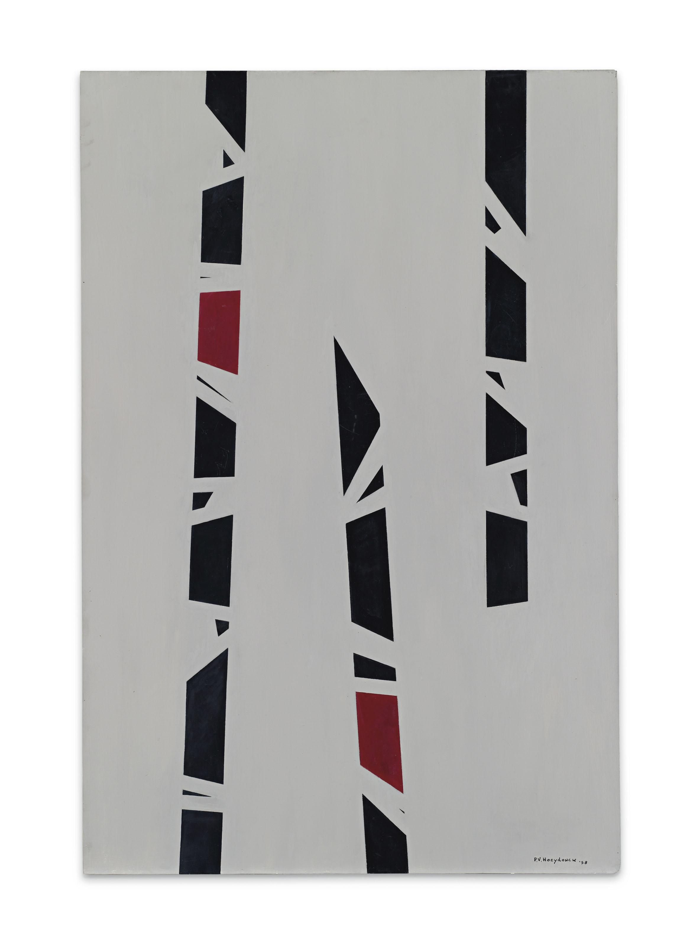 Panneau peint (Painted Panel)