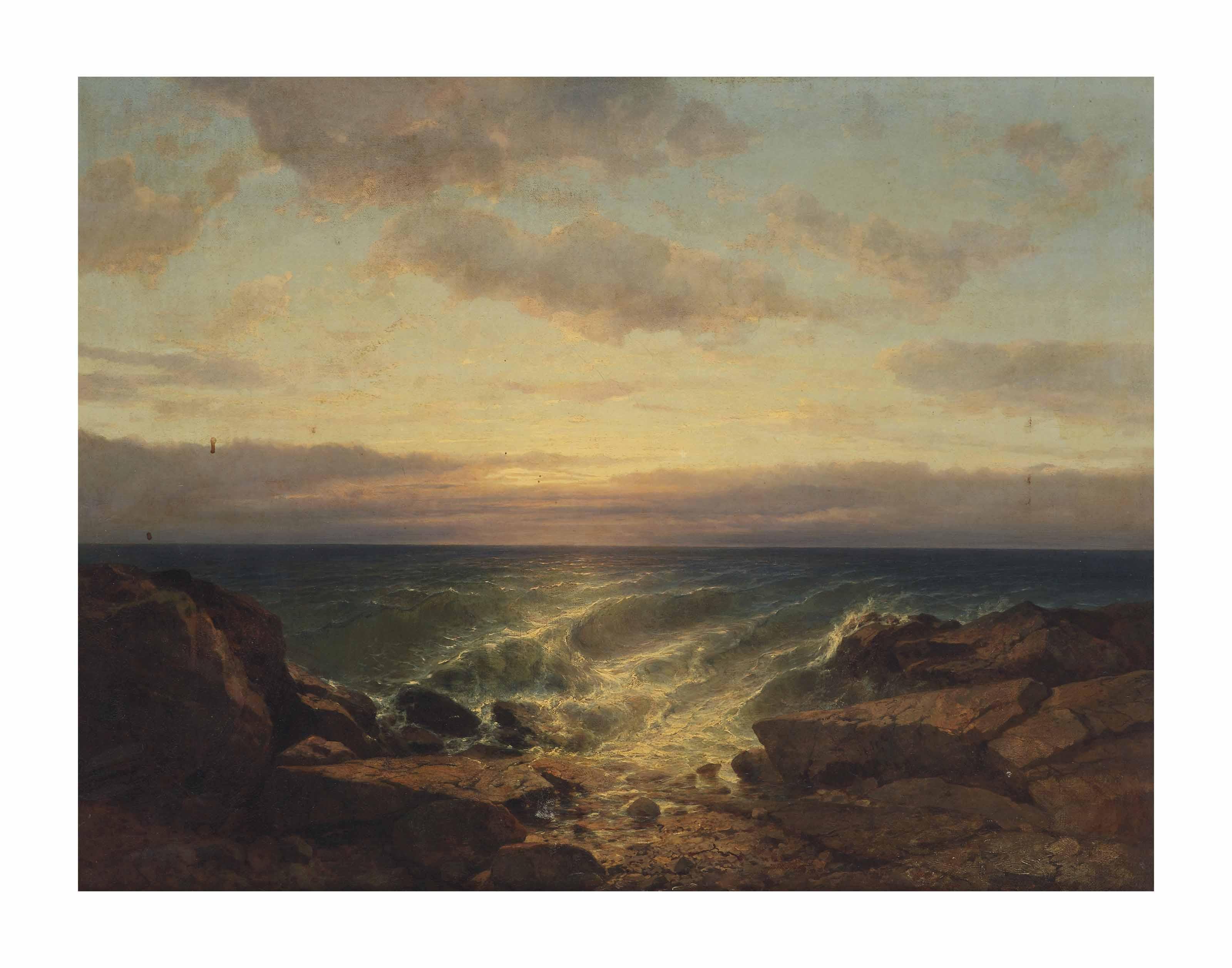 Marine: an approaching tide