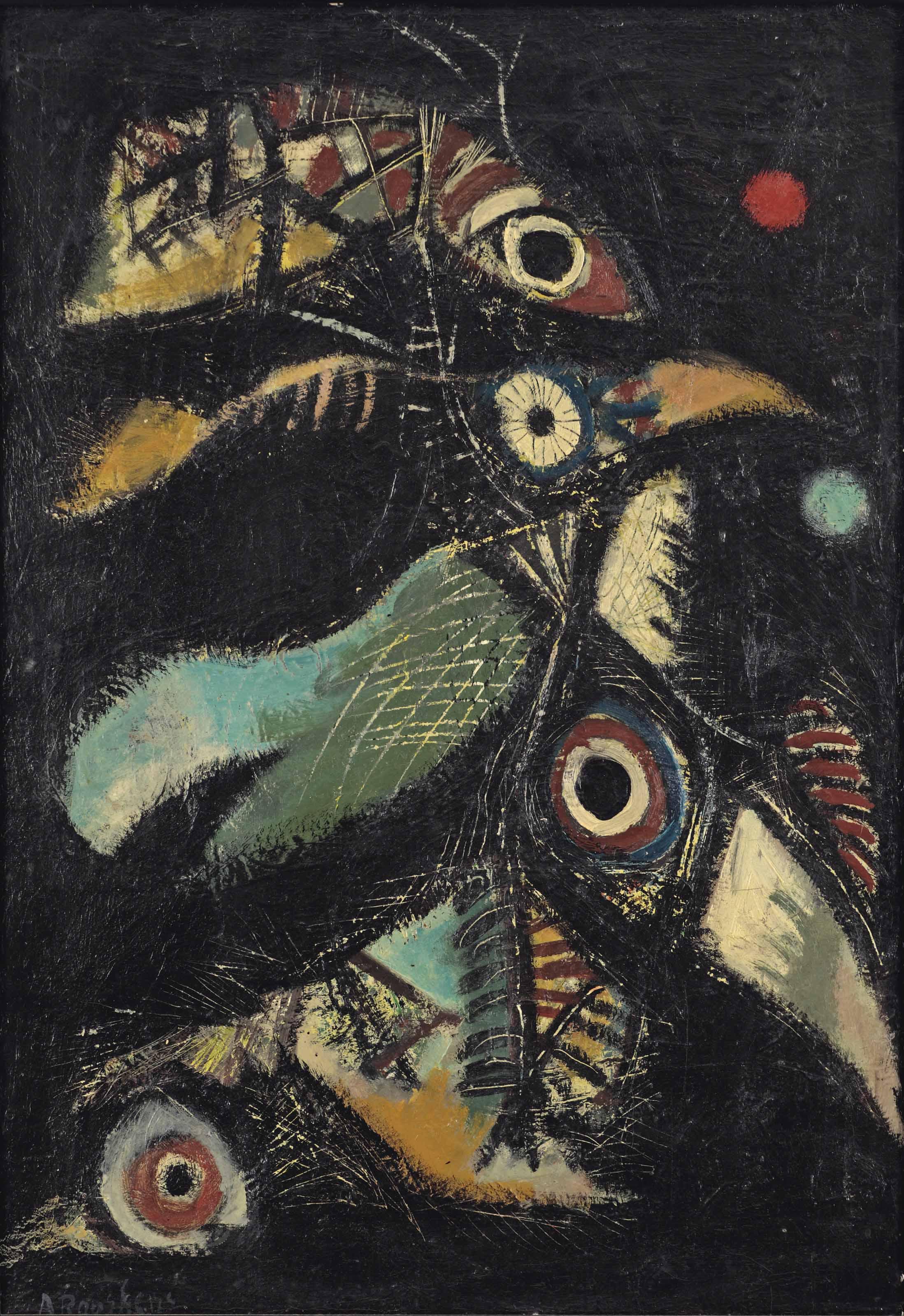Nachtvogels (Night Birds)