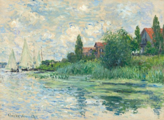 claude monet 3 essay The shimmering light and breathtaking colors of claude monet's work have made him one of the world's most popular artists for almost a century.