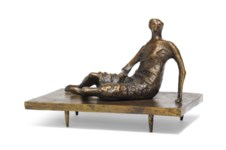 reclining female figure essay