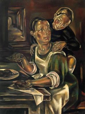 María Blanchard (1881-1932)